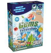 Science4you Gems Excavation Playset