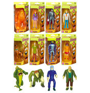 "Scooby Doo 5"" Action Figure THE BEAST OF THE…"