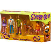 Scooby Doo Mystery Solving Crew Action Figures 5…
