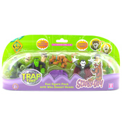 Scooby Doo Trap Time 5 Figure PACK- Time Creeper,…