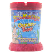 The Amazing Live Sea Monkeys Ocean Zoo RED