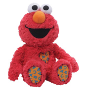 Sitting Elmo 25.5cm Plush