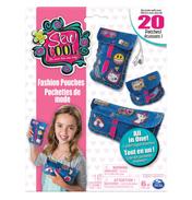 Sew Cool Fashion Pouches
