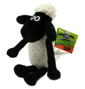 Shaun The Sheep Movie 20cm Bean Toy SHAUN