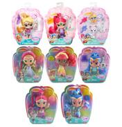 """6"""" Rainbow Poseable Doll"""