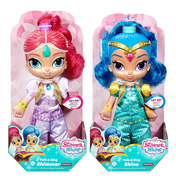 Shimmer & Shine Talking Large Soft Doll…
