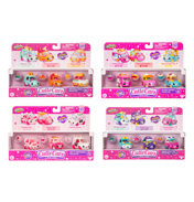Cutie Cars 3 Pack Assorted