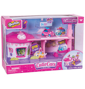 Cutie Cars Drive Thru Diner Playset