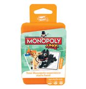 Cartamundi Shuffle Monopoly Junior Childrens Card…
