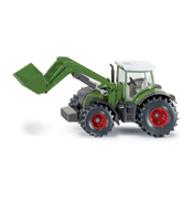 Fendt Tractor With Front Loader