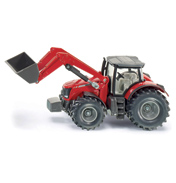 Massey Ferguson Tractor With Front Loader
