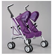 Silver Cross Pop Duo Junior Dolls Pushchair