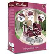 Silver Cross Junior Collection Ranger Doll's…