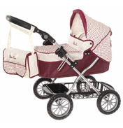 Silver Cross Ranger Junior Pram BERRY