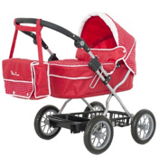Silver Cross Ranger Dolls Pram- Poppy Domino