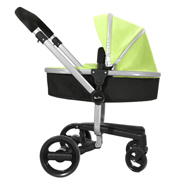 Silver Cross Surf Dolls Pram in Green