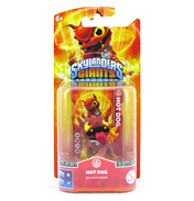 Skylanders Fire Character HOT DOG