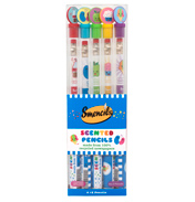 Smencils Scented Graphite #2 Pencils 5 Pack
