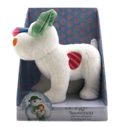 Snowdog Soft Toy