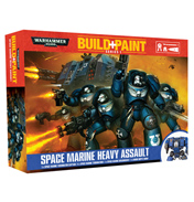 Revell Warhammer 40000 Space Marine Heavy Assault