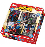 Trefl Spiderman 4 in 1 Jigsaw Puzzle
