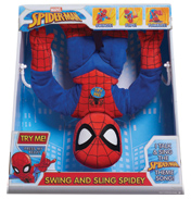 Swing & Sling Spidey Plush