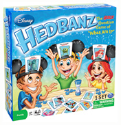Spinmaster Disney Hedbanz