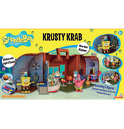Spongebob Squarepants Krusty Krab Playset