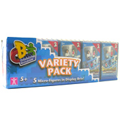 Sports Stars 5 Figure Variety Pack