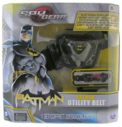 Spy Gear Batman Utility Belt & Motion Alarm