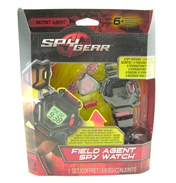 Field Agent Spy Watch