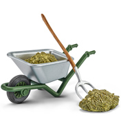 Farm World Stables Cleaning Kit at the Farm Accessory Pack