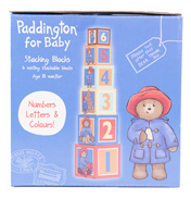 Paddington Stacking Blocks