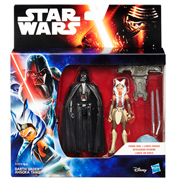 "3.75"" Action Figure Double Pack"