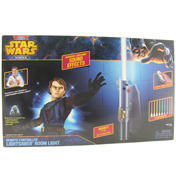 Deluxe 8 Colour Lightsaber Room Light