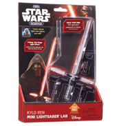 Uncle Milton Star Wars Science Mini Lightsaber Kit…