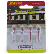 Station Lamps pack 4- R8673