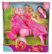 Steffi Love Riding Princess Horse & Doll