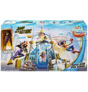 Super Hero Girls Action Playset