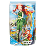 DC Super Hero Girls Posion Ivy Doll 12""