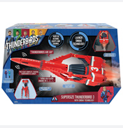 Supersize Thunderbird 3 Playset