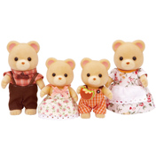 Bear Family Figures