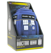 Doctor Who Talking Tardis Soft Toy