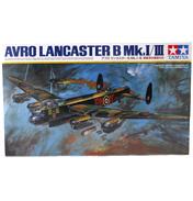 Tamiya Avro Lancaster B Mk.I/III Model Set (Scale…