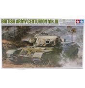British Army Centurion Mk.III Tank (Scale 1:35)