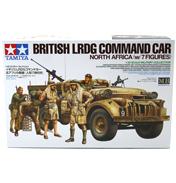 British LRDG Command Car (Scale 1:35)