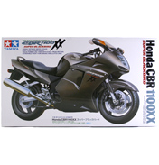 Honda CBR 1100XX Super Blackbird (Scale 1:12)