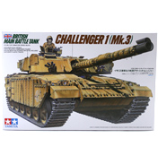 Challenger 1 Tank (Mk.3) (Scale 1:35)