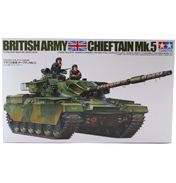 Chieftain Mk.5 Tank (Scale 1:35)