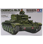 Cromwell Mk.IV Tank (Scale 1:35)